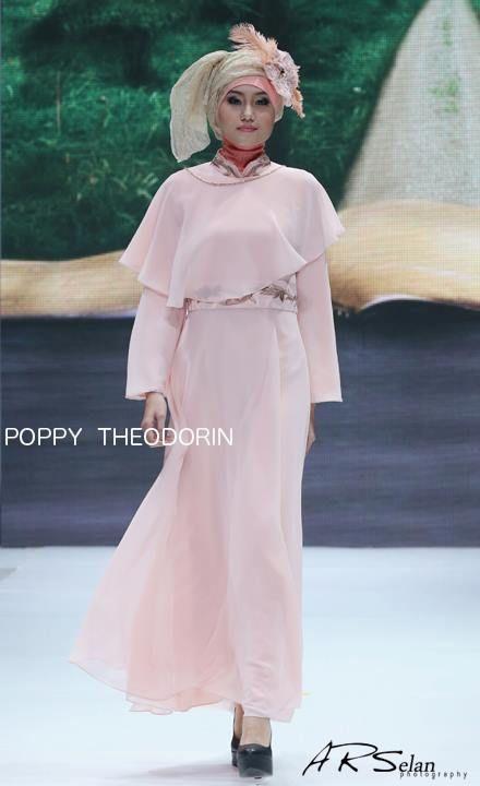 PY by Poppy Theodorin | Indonesian Moslem Designer