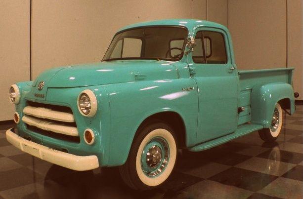 1954 dodge truck.   Pleeeeeease, dad!!!!                                                                                                                                                                                 More
