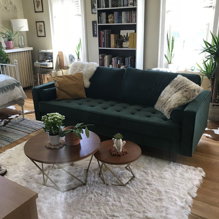 Mistana Derry Sofa Reviews Wayfair Living Room Colors Sofa Room Colors
