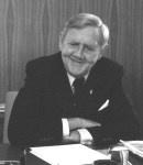 Sir John Grey Gorton, Australian Priminister in 1970