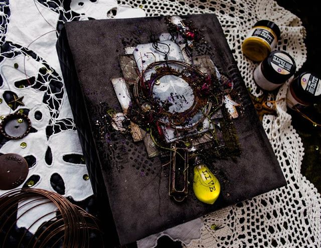 Grunge album by Anastasi Kuznetsova