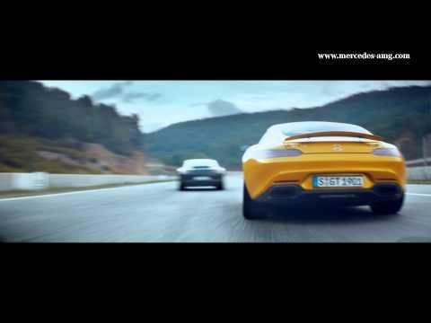 Mercedes-AMG GT: Dream car | Ads of the World™