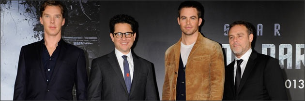 J.J. Abrams Offers New Details For STAR TREK INTO DARKNESS