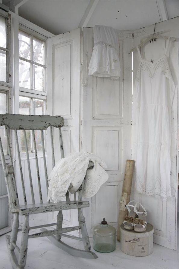 Luiken jdl - paint rocking chair