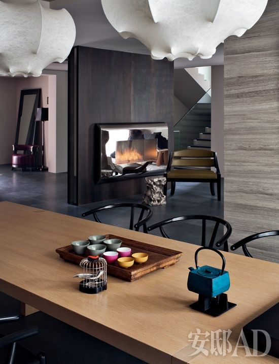http://www.pinterest.com/joliesarts ∗  »☆Elysian-Interiors ♕Simply Divine #Interiordesign ~ Chinese & Asian interior design ~ 中西一家 Poetry in Motion-最美丽的家 AD STYLE-安邸AD家居生活网