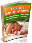 Erb's Palsy Information Packet