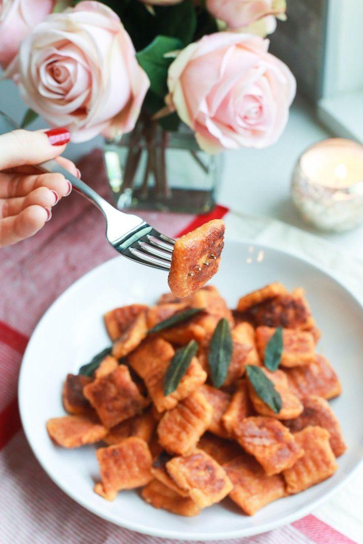 Whole30 Sweet Potato Gnocchi Recipe. YUM!