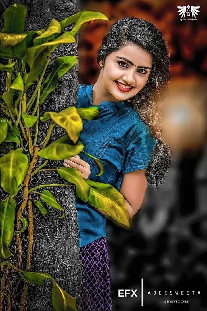 Anupama Parameswaran With Images Beautiful Girl Indian