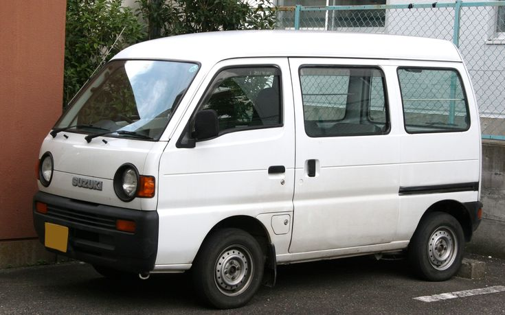 10th generation Suzuki Carry Van