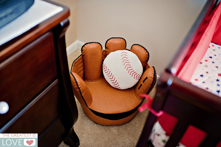 Baseball Glove Chair Chasingfireflies Images Frompo