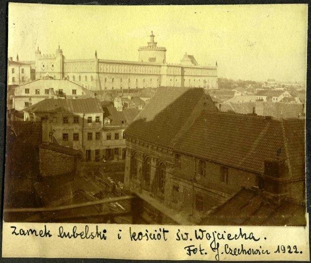 Krawiecka St. Lublin 1922 Poland