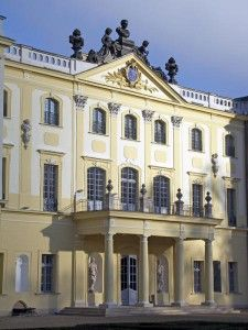 Pałac Branickich...  Bialystok, Poland Bialozynski