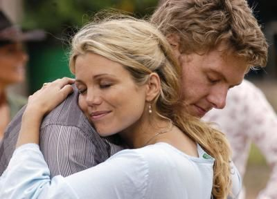 Nick and Tess - McLeod's Daughters. Great tv, show. photo