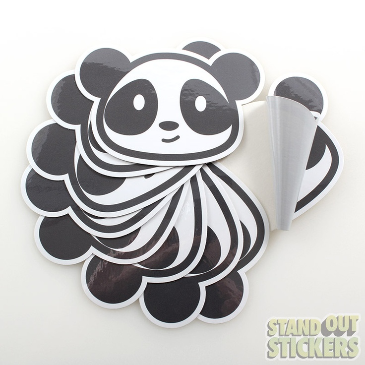 Unique Custom Die Cut Stickers Ideas On Pinterest Surfer - Custom custom die cut vinyl stickers
