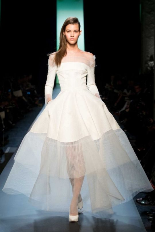Jean Paul Gaultier haute couture spring 2015:
