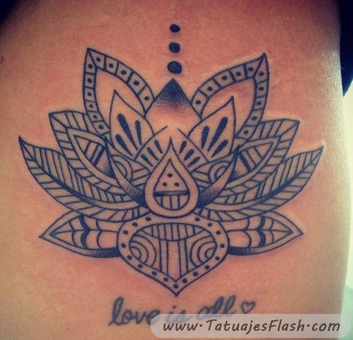 flor del loto tatuaje - Buscar con Google
