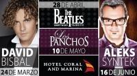 Aleks Syntek en Ensenada 2012    Sábado 16 de Junio 2012    Hora: 8:00 pm    Lugar: Hotel Coral Marina, Ensenada B.C.