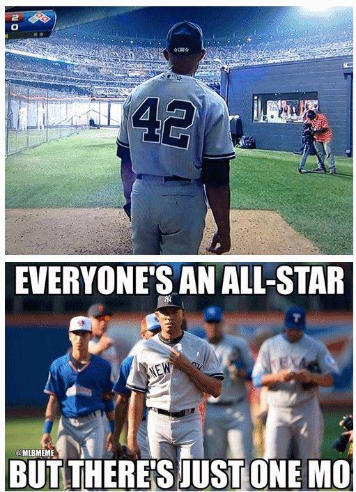 NY Yankees - Mariano Rivera