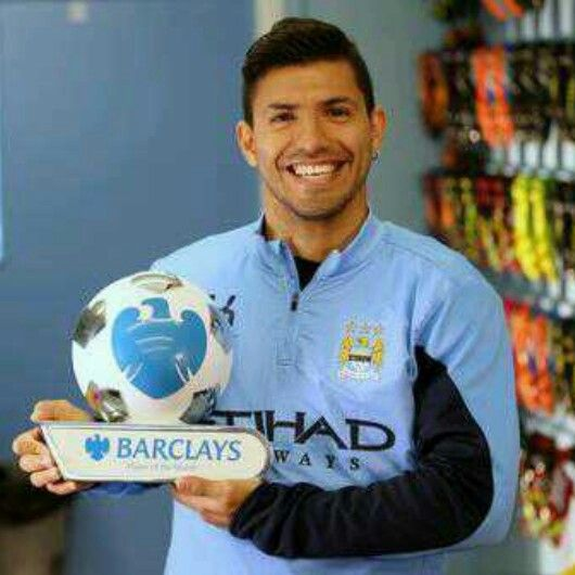 9 Best Images About Kun Aguero On Pinterest