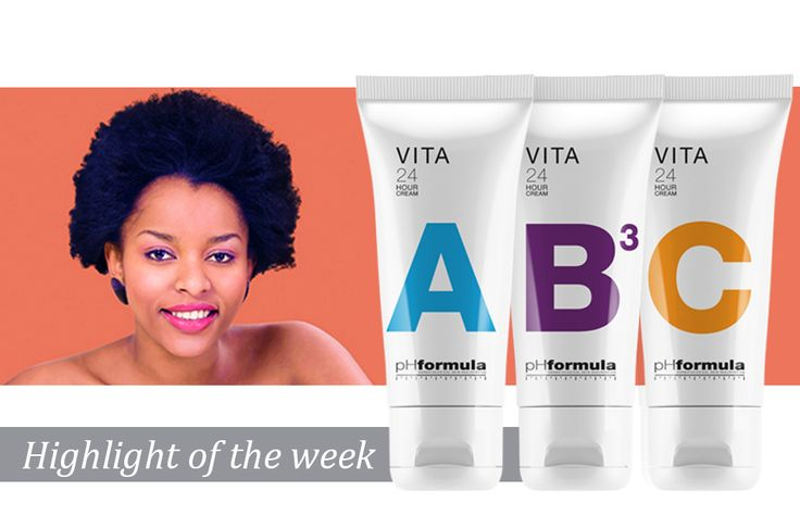 HIGHLIGHT OF THE WEEK :  For the best results, skin resurfacing treatments should be combined and complemented with anti-ageing concentrated vitamin creams such as  A, B and C. pHformula is featured on: http://www.loveskin-aesthetics.co.uk/skin-resurfacing-and-skin-peels/