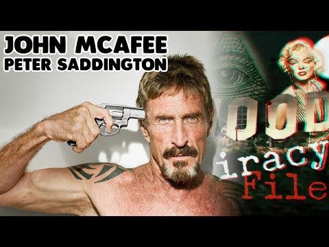 Hollywood Movie Conspiracy Pre-Programming and Android vs iOS - John McAfee