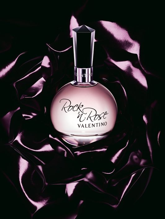 духи valentino rock'n rose couture
