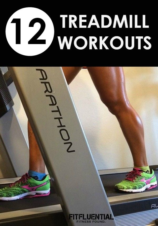 Boredom-Busting Treadmill Workout Roundup