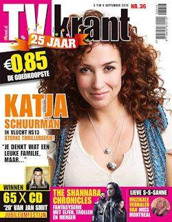 52 weken de TV Krant + Meyewatch horloge kado: Neem nu een jaarabonnement op de…