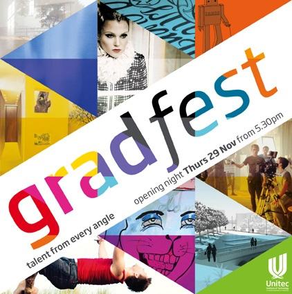 Unitec Grad Fest 2012, a celebration of Auckland's emerging graduate talent