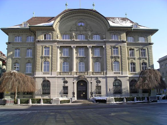 De-Dollarization Spreads: Swiss & Chinese Central Banks Enter Swap Agreement. Picture: Swiss National Bank