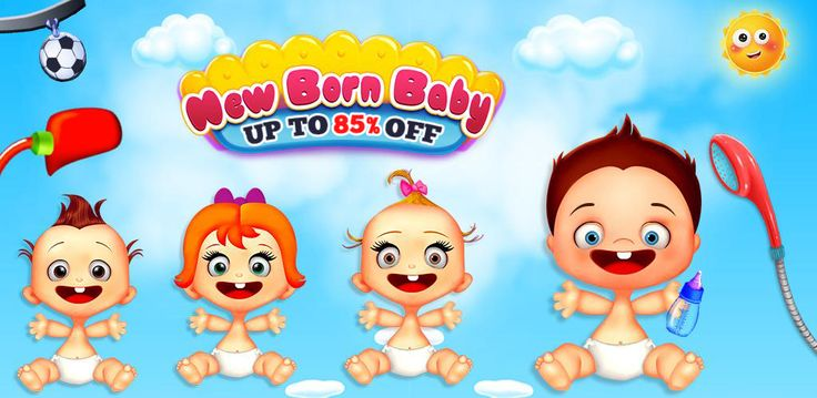 #BabySitterGameSourcecode  Are you still looking for #BabyCareGame? This is an offer you wouldn't want to miss a New Born Baby Care & Dressup #Sourcecode at just $113 #BuyNow.