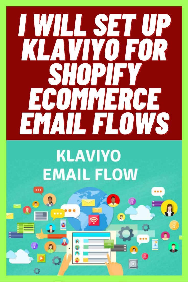 Mailvale I Will Set Up Klaviyo For Shopify Ecommerce Email Flows For 40 On Fiverr Com Email Marketing Services Flow Ecommerce