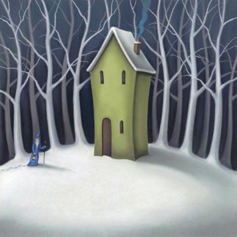 Paul Horton-The hideaway