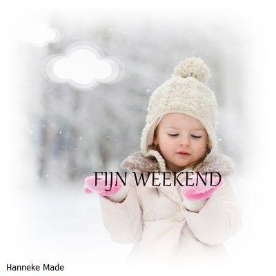 Fijn Weekend