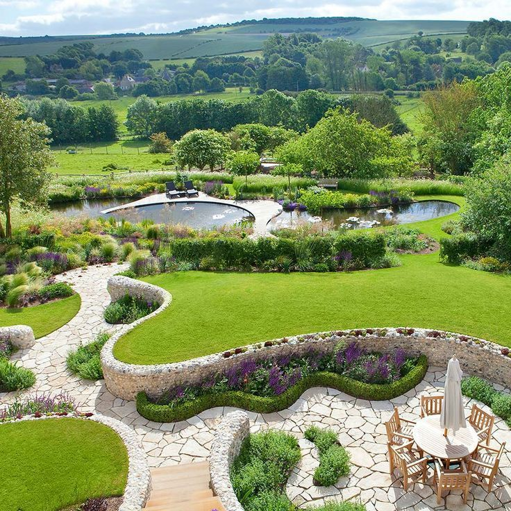 Piscinas ecológicas (naturales) Ian Kitson Landscape architect