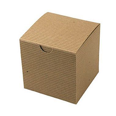 """Clearance 20 Kraft Gift Boxes 3 x 3 x 3""""  Rustic Kraft Brown Pinstripe Wedding Favor Boxes, Party Favor Box, Candy Box by CMWrapNShipSupply on Etsy https://www.etsy.com/listing/165267784/clearance-20-kraft-gift-boxes-3-x-3-x-3"""