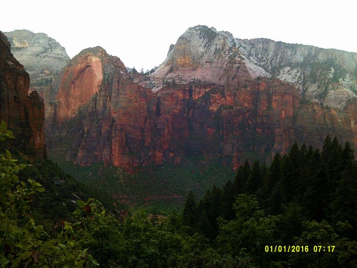 My favorite phot from my trip to Zion last week. Even $20 Walmart cameras can't make this look less awe-inspiring.