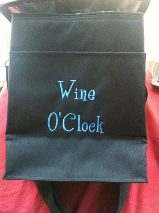 {KaylaBotelho, 352080}You can fit two large bottles of wine or a box of wine in the Picnic Thermal.