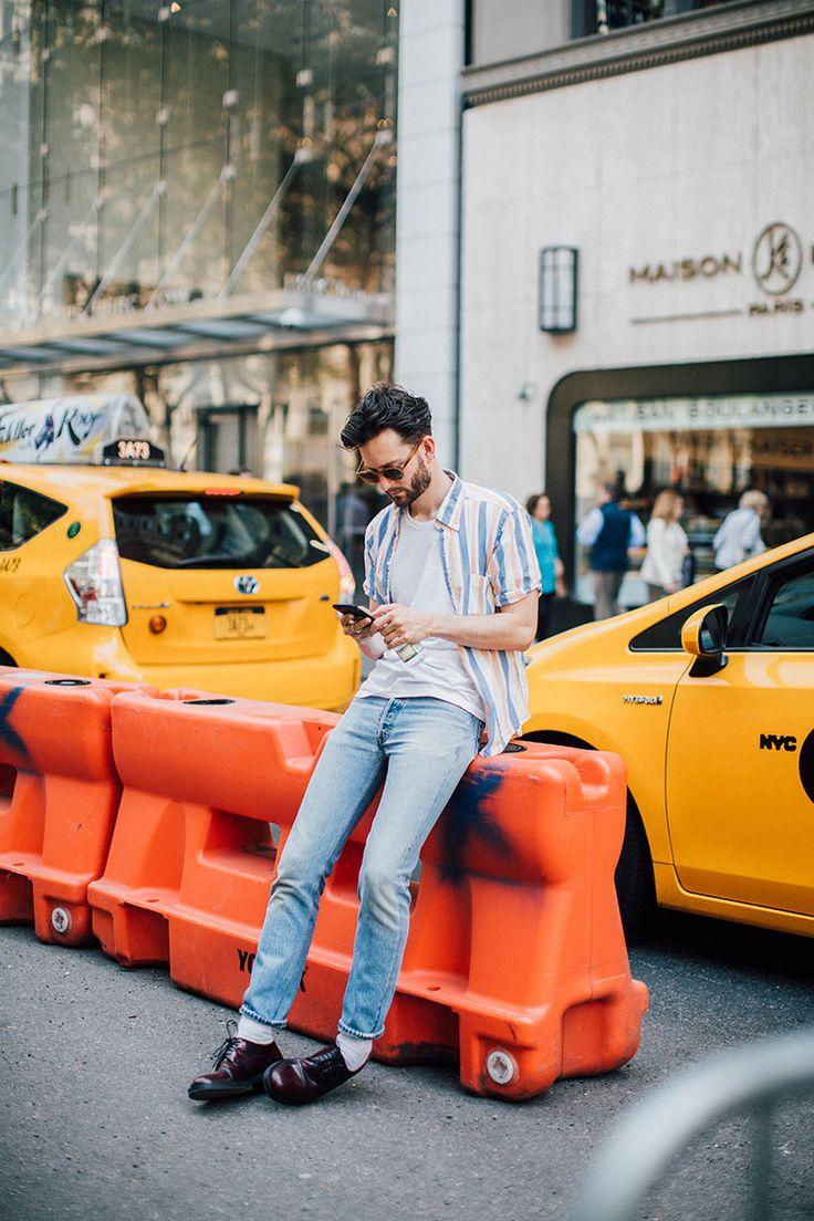 Isaac Hindin-Miller: West 42nd Street, New York | GarconJon