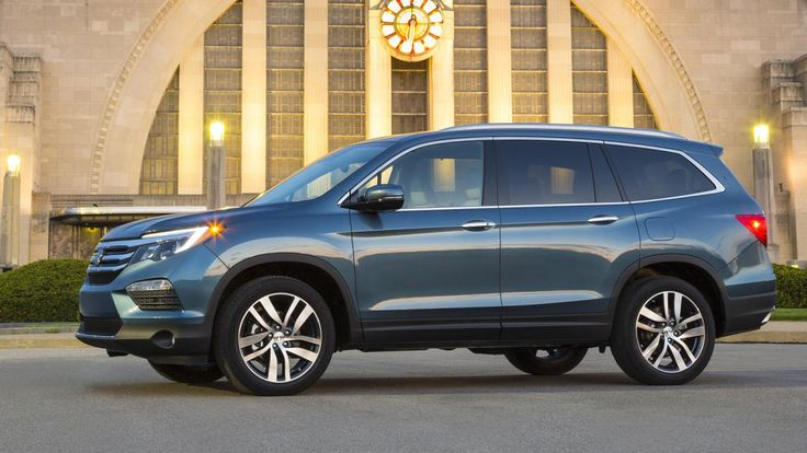 2016 Honda Pilot - maybe it's time to replace the old one