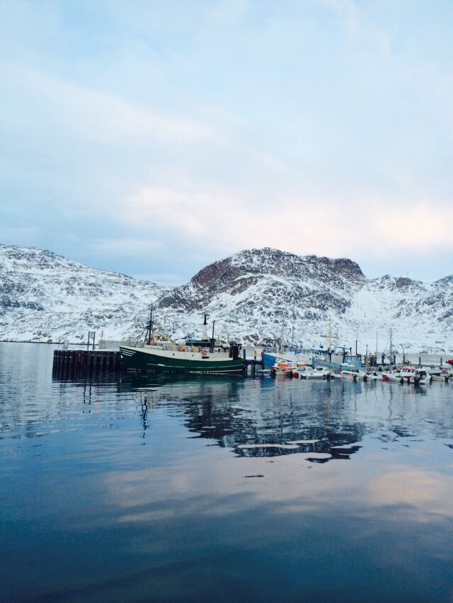 Harbour - Sisimiut Greenland