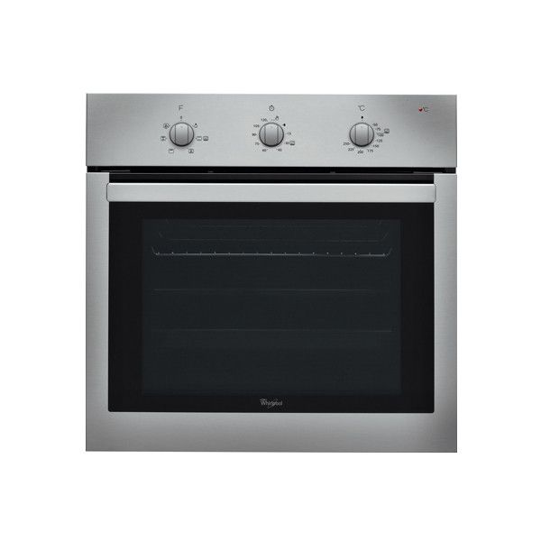 WHIRLPOOL STAINLESS STEEL MULTI FUNCTION OVEN MODEL - AKP738IX | Your number one appliance store