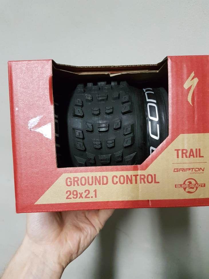 Prodám: Ground control - bazar - Bike-forum.cz