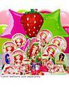Strawberry Pinata Kit - Strawberry Shortcake Party Supplies