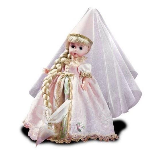 Madame Alexander Dolls/ Madame Alexander Rapunzel Doll.