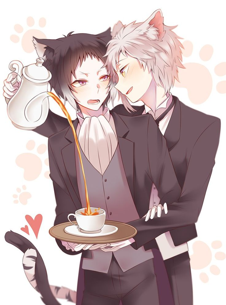 Flirty Atsushi~ ♥