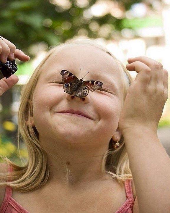 Die Natur schenkt uns ganz viel Glück
