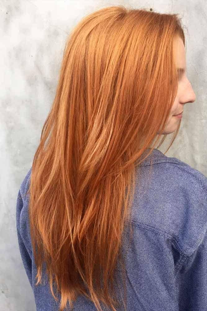 Strawberry Blonde New Season Brings Fresh Hair Trends Glaminati Com Red Blonde Hair Strawberry Blonde Hair Strawberry Blonde