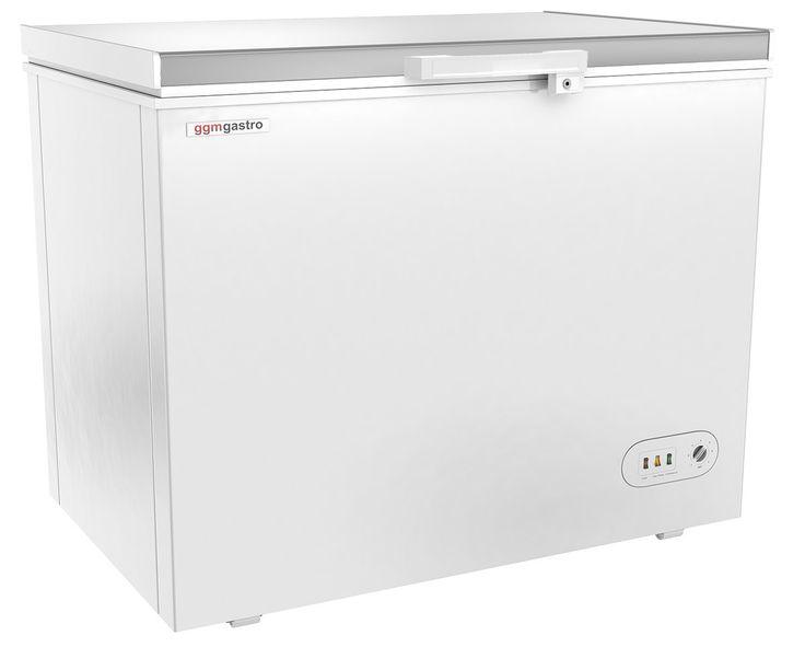 GGM Gastro International   Tiefkühltruhe - 358 Liter (Nettoinhalt) - Energieklasse A+ - Kylboxar - Kylning
