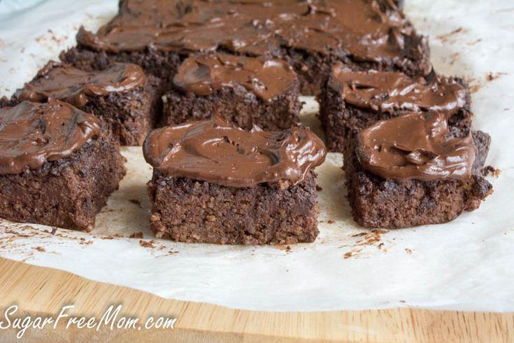 sugar free chocolate quinoa brownies brownies veganize stevia brownies ...
